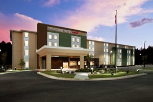 Exterior view - Springhill Suites by Marriott Mobile