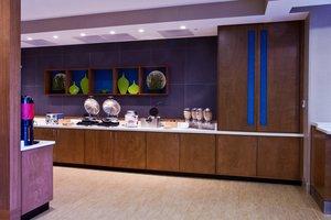Restaurant - Springhill Suites by Marriott Mobile