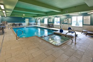 Pool - Holiday Inn Express Hotel & Suites Manhattan