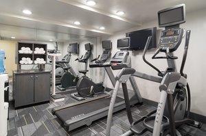 Fitness/ Exercise Room - Holiday Inn Wall Street New York