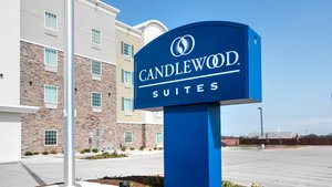 Exterior view - Candlewood Suites Waco
