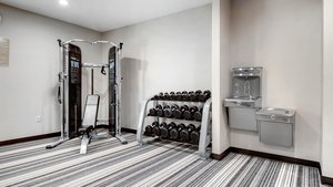 Fitness/ Exercise Room - Candlewood Suites Waco