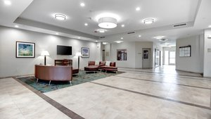 Lobby - Candlewood Suites Waco