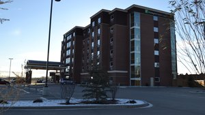 Exterior view - Holiday Inn Express Hotel & Suites Cold Lake