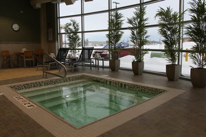 Pool - Holiday Inn Express Hotel & Suites Cold Lake