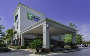 Exterior view - Holiday Inn Express Hotel & Suites West Mobile