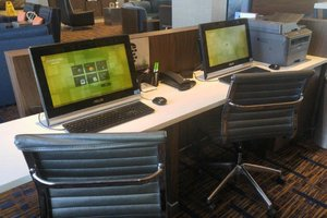 Conference Area - Courtyard by Marriott Hotel Airport Winnipeg