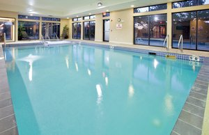 Pool - Holiday Inn Express Germantown