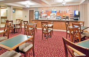 Restaurant - Holiday Inn Express Germantown