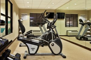 Fitness/ Exercise Room - Holiday Inn Express Hotel & Suites Picayune
