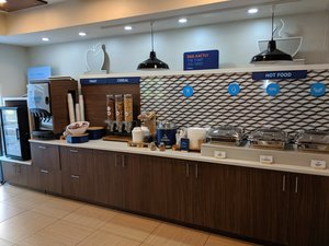 Restaurant - Holiday Inn Express Hotel & Suites Concord