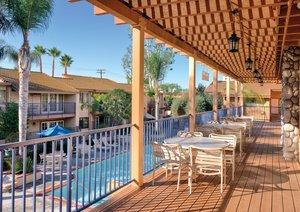 Exterior view - Dolphins Cove Resort Anaheim