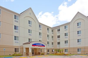 Exterior view - Candlewood Suites Medical Center Houston