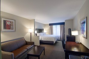 Suite - Holiday Inn Express Hotel & Suites West Mobile