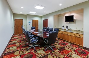 Meeting Facilities - Holiday Inn Express Hotel & Suites South Lafayette