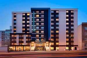 Exterior view - Fairfield Inn & Suites by Marriott Montreal