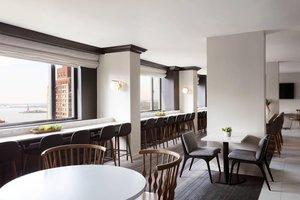 Bar - Marriott Hotel Financial Center New York