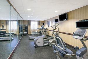 Fitness/ Exercise Room - Holiday Inn Express Gadsden