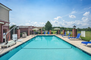 Pool - Holiday Inn Express Gadsden
