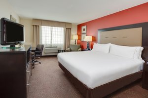 Room - Holiday Inn Express Harvey