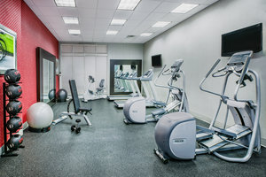 Fitness/ Exercise Room - Holiday Inn Hotel & Suites College Station
