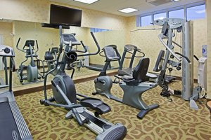 Fitness/ Exercise Room - Holiday Inn Florence