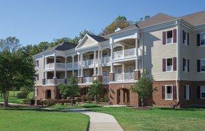 Exterior view - Club Wyndham Governors Green Resort Williamsburg