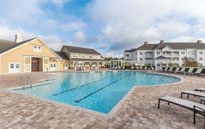 Pool - Club Wyndham Governors Green Resort Williamsburg