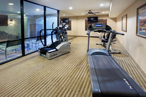 Fitness/ Exercise Room - Holiday Inn Express Hotel & Suites Marina