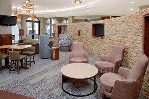 Lobby - Courtyard by Marriott Hotel Houma