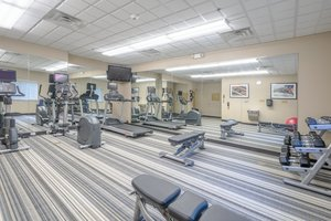 Fitness/ Exercise Room - Candlewood Suites BWI Airport Hanover