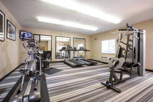 Fitness/ Exercise Room - Candlewood Suites New Braunfels