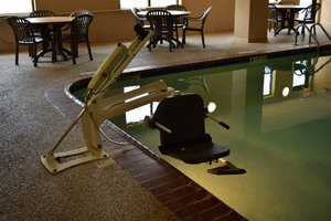 Pool - Holiday Inn Express Hotel & Suites Weston
