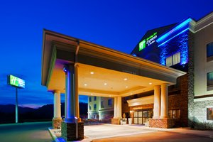 Exterior view - Holiday Inn Express Hotel & Suites Weston