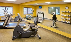 Fitness/ Exercise Room - Holiday Inn Express Hotel & Suites Weston