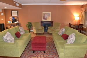 Lobby - Holiday Inn Express Mechanicsburg