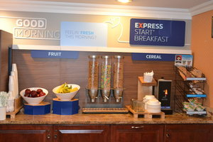Restaurant - Holiday Inn Express Mechanicsburg