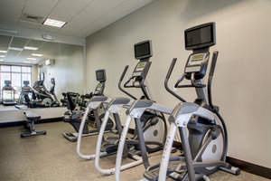 Fitness/ Exercise Room - Holiday Inn Grand Prairie Peoria