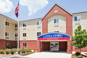 Exterior view - Candlewood Suites Augusta