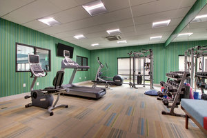 Fitness/ Exercise Room - Holiday Inn Express Helen