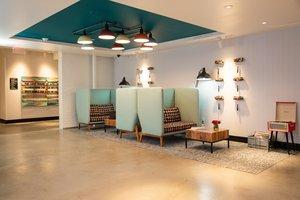 Lobby - Hotel Indigo Downtown Madison
