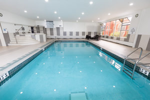 Pool - Holiday Inn Express Downtown Edmonton