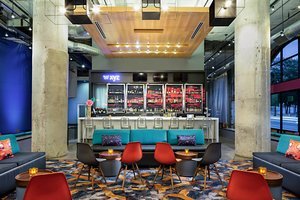 Restaurant - Aloft Hotel Dallas