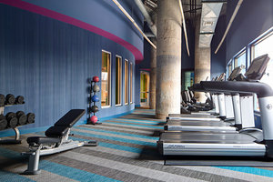 Recreation - Aloft Hotel Dallas