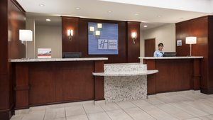 Lobby - Holiday Inn Express Hotel & Suites Sherwood Park