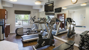 Fitness/ Exercise Room - Holiday Inn Express Hotel & Suites Sherwood Park