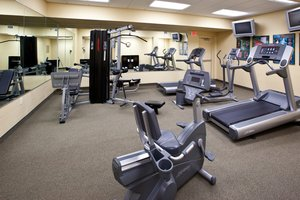 Fitness/ Exercise Room - Candlewood Suites City Center Indianapolis