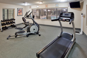 Fitness/ Exercise Room - Staybridge Suites Yorktown
