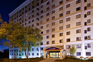 Exterior view - Candlewood Suites City Center Indianapolis