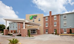 Exterior view - Holiday Inn Express Hotel & Suites North Kansas City